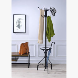 My Decor Center - Free Shipping - Acme Furniture, Bobbi - Coat Rack (Black)