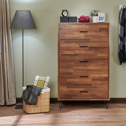 My Decor Center - Free Ground Shipping - Acme Furniture, Chest, Deoss - Chest (Walnut)