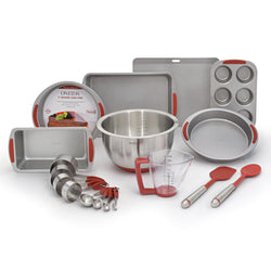 Silicone 18-Pc Bakeware Set