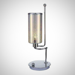 My Decor Center - Free Ground Shipping - Acme Furniture, Table Lamp, Gwen - Table Lamp (Chrome)