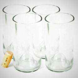 My Decor Center - Free Shipping - Wine Punts, Clear 16oz - The Original Wine Punts