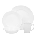 Vive 16-Pc Set, Service for 4 (Dazzling White)