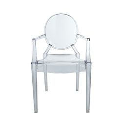 Casper Kids Chair (Clear)