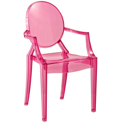 Casper Kids Chair (Pink)