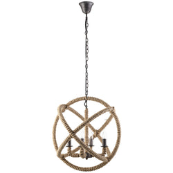 Intention Chandelier (Brown)