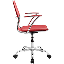 Studio Office Chair (Red)