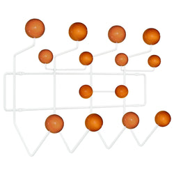 Gumball Coat Rack (Caramel)