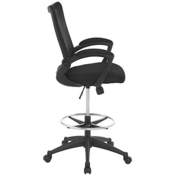 Project Drafting Chair (Black)