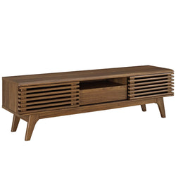 "Render 59"" TV Stand (Walnut)"