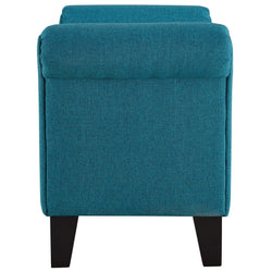 Rendezvous Bench (Teal)