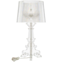 French Grande Table Lamp (Clear)