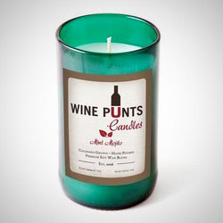 Mint Mojito Scent - Wine Punt Candle