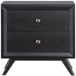 Tracy Nightstand (Black)