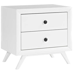 Tracy Nightstand (White)
