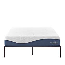 "Caroline 10"" King Memory Foam Mattress ()"
