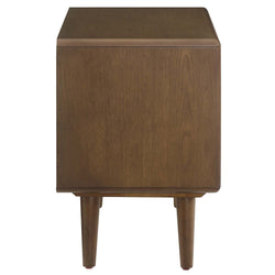 Talwyn Wood Nightstand (Chestnut)