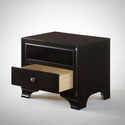 My Decor Center - Free Shipping - Acme Furniture, Blaise - Nightstand 1 Drawer (Espresso)