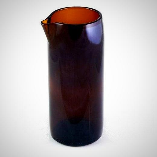 Rootbeer - Flat Bottom Carafe