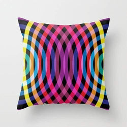 My Decor Center - Free Shipping - Scorpius, Colored Echo - Throw Pillow