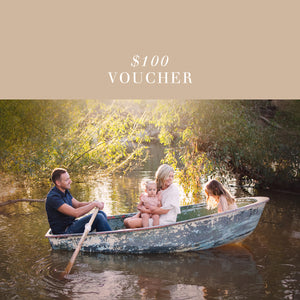 $100 Voucher for Families