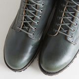 1892 by Thorogood Shoes 814-7011 Tomahawk Loden Green Boots - Made In USA