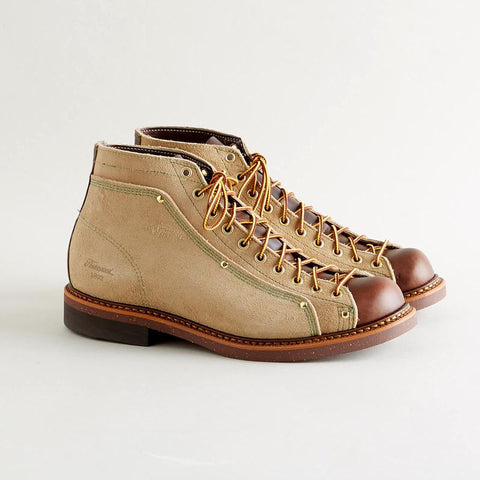 1892 by Thorogood Shoes Roofer Boot 823-3111 Portage Desert Sand 633 - Made In USA