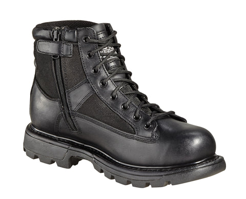 "Thorogood Boots 6"" GEN-flex2 Waterproof Trooper Side Zip 834-6991"