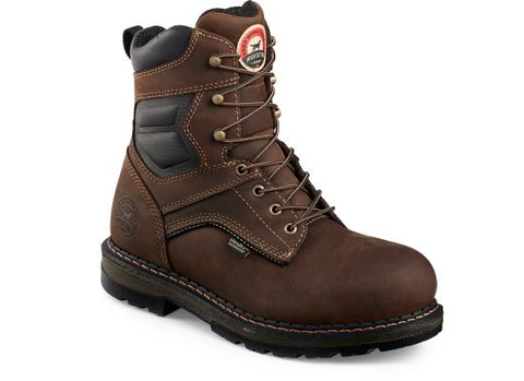 Irish Setter by Red Wing Shoes 83822 Ramsey Men's 8-Inch Waterproof Insulated Safety Toe Boot