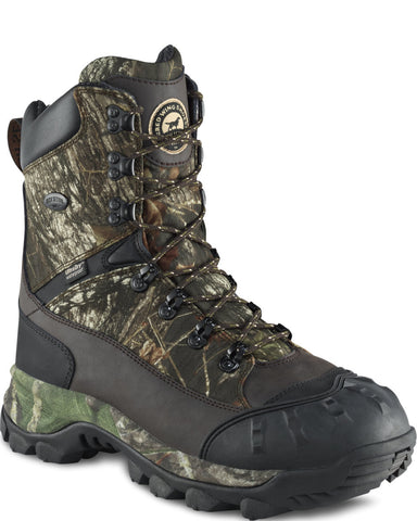 Irish Setter Red Wing 2820 Grizzly Tracker Boots Waterproof Insulated Camo Hunt