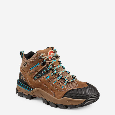 Irish Setter by Red Wing Shoes 83204 Two Harbors Women's Waterproof Leather Aluminum Hiker
