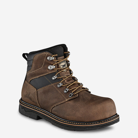 Irish Setter by Red Wing Shoes 83623 Farmington KT Men's 6-Inch Leather Soft Toe Boot