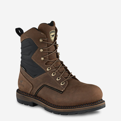 Irish Setter by Red Wing Shoes 83850 Ramsey 2.0 Men's 8-Inch Waterproof Leather Safety Toe Boot
