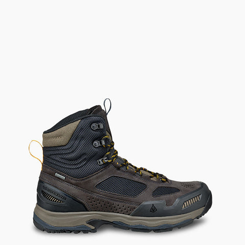 Vasque by Red Wing Shoes 7042 Breeze AT GTX Men's Waterproof Hiking Boot Ebony/Tawny Olive