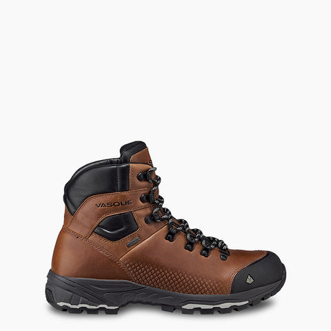 Vasque by Red Wing Shoes 7146 St. Elias FG GTX Men's Waterproof Hiking Boot in Brown