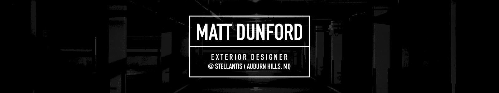 MATT DUNFORD