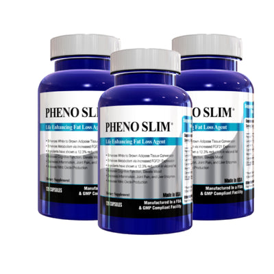 3-Month Supply of PhenoSlim™