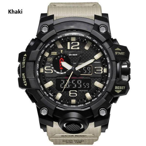 ZeroFox ZF-01 Tactical Sport Watch
