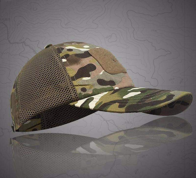 Tactical Mesh Baseball Cap