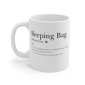 Sleeping Bag Mug 11oz