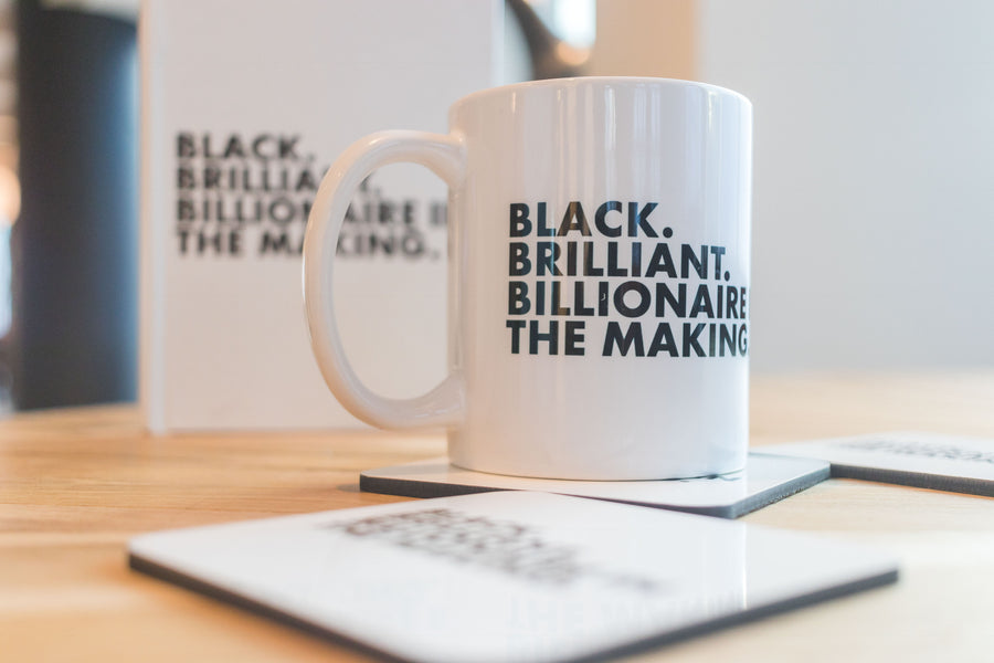 III B Mug 11oz - Melanin Money