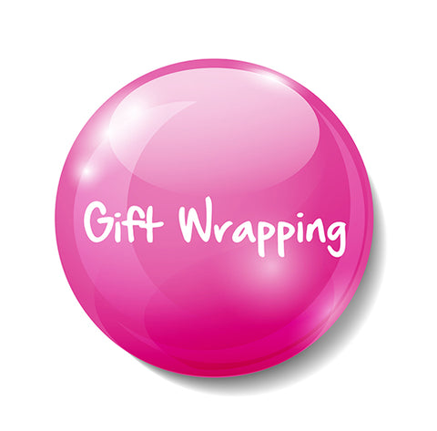 Check out our gift wrapping options