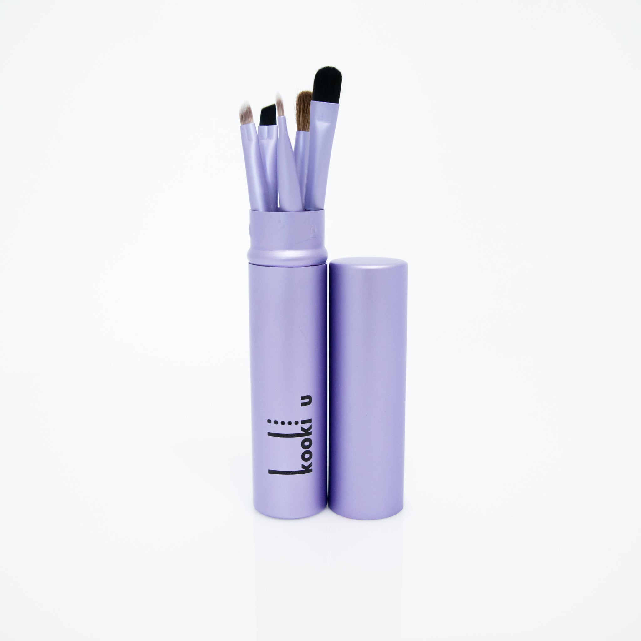 Travel Brush Set- 5 Piece
