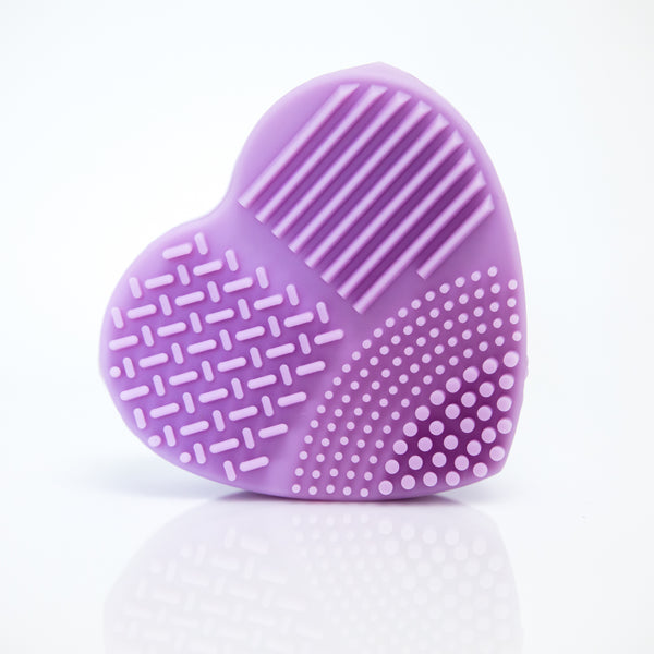 Purple Heart Make Up Brush Cleaner