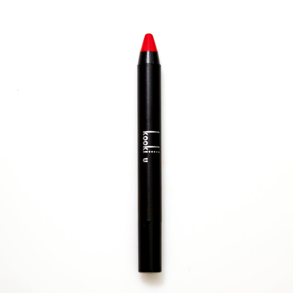 Dancing Mineral Lip Liner Chubbie Show Me Red