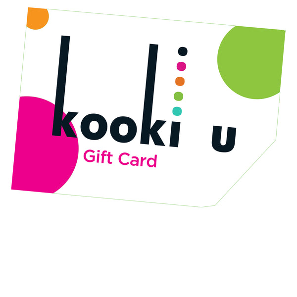 Kooki U Make Up Gift Card