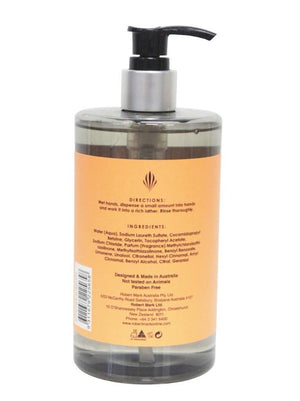 AMOURA HAND WASH - MANGO & PINEAPPLE 480ML