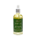 HEMPT HEMP BODY OIL 100ML