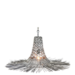 SANIYA PENDANT SHADE - GREY WASH 100 X 149CM