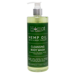 HEMPT HEMP OIL CLEANSING BODY WASH 500ML