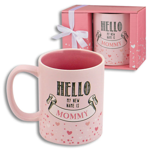 Taza: My new name is Mommy